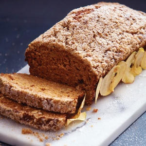 Pumpkin & Apple loaf