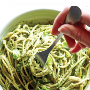 Creamy Spinach Pesto
