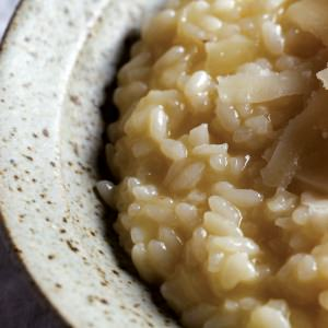 Risotto - cooked in the Thermomix
