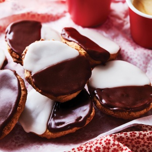 New York City Black & White Cookies
