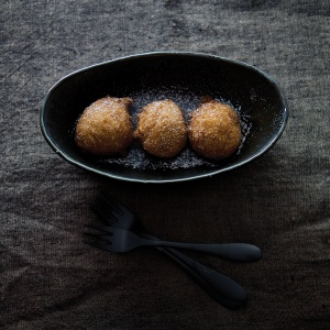 Creole Calas Rice Fritters