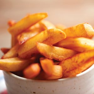 Triple-Cooked Chips ala Heston